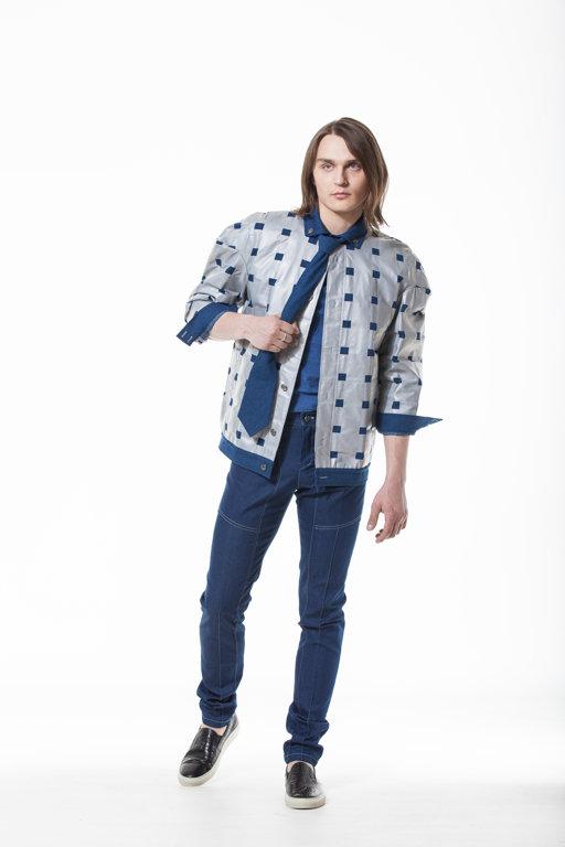 Denim jacket UN03